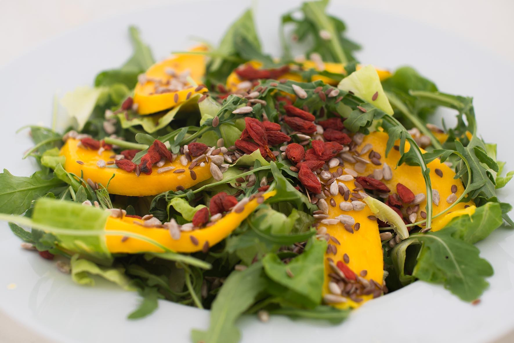 Mango-salad-recipe-salads