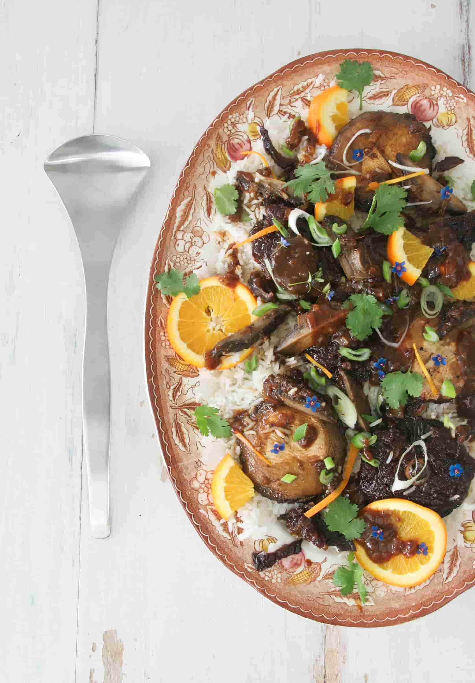 Portobello-mushrooms-prunes-orange-sauce-2-recipe-main-dishes