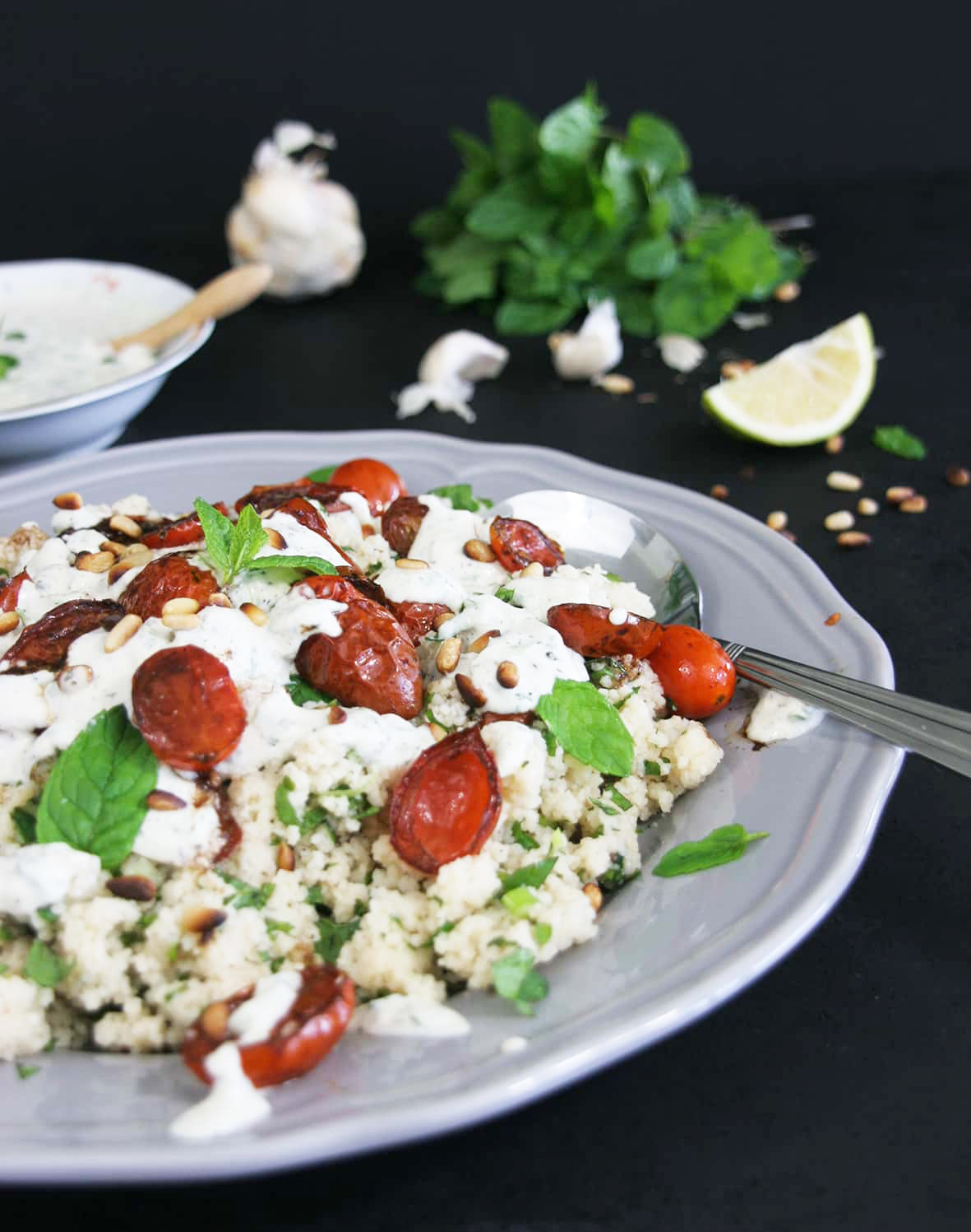 Couscous-roasted-tomatoes-tzatziki-2-recipe-salad