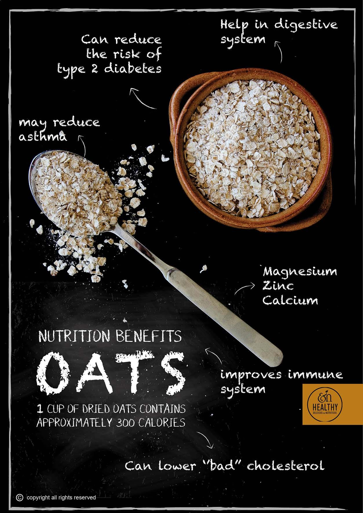 Oats-nutritional-benefits