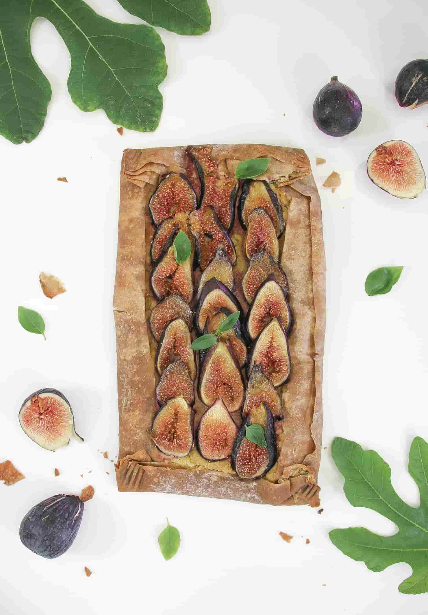 Fig-savoury-tart-vegan-cream-cheese-starters-sides-7
